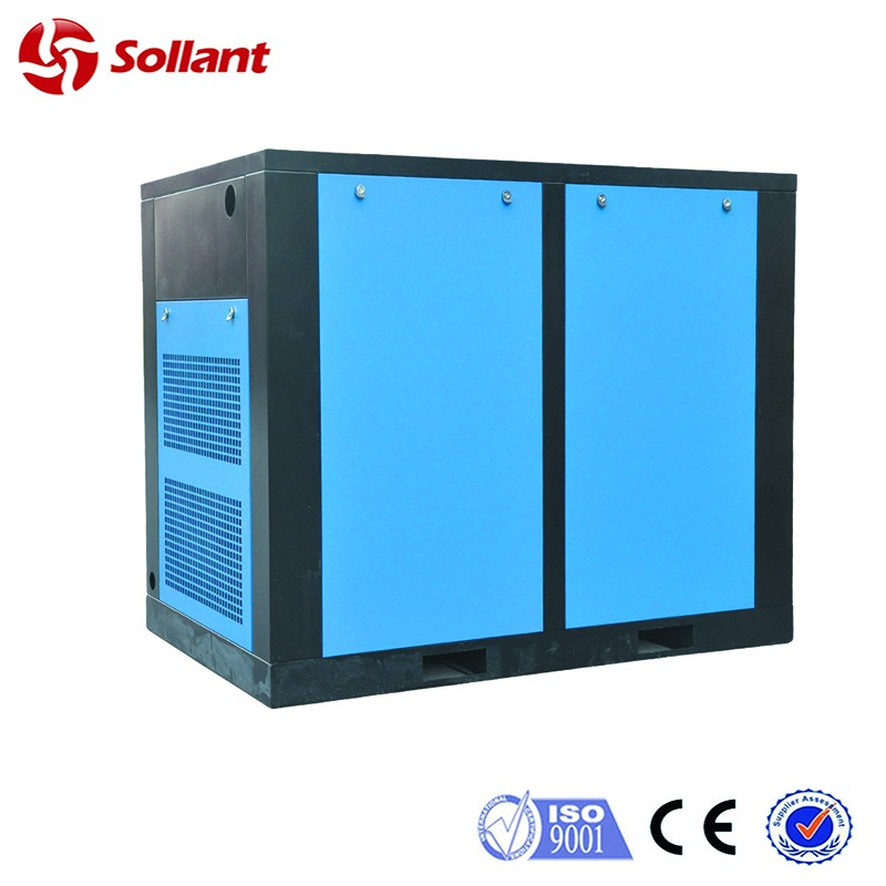 55kw Fixed speed screw air compressor