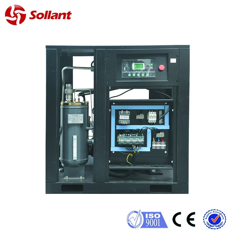 7.5kw Fixed speed screw air compressor