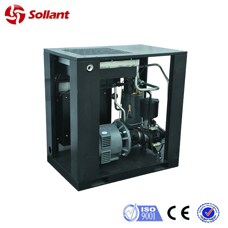 15kw Fixed speed screw air compressor