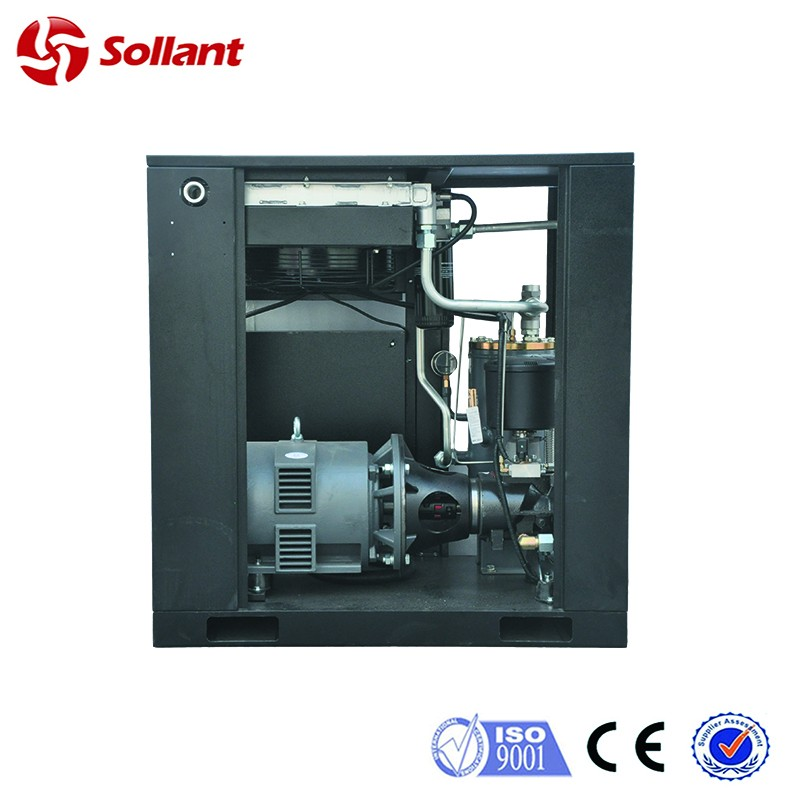 11kw Fixed speed screw air compressor